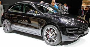 Порше Макан (Porsche Macan)
